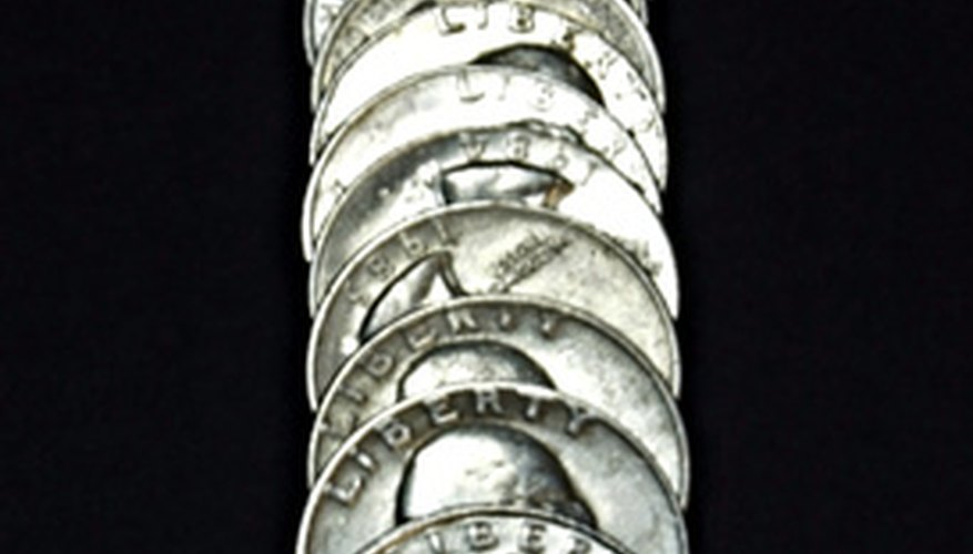 The 1960 Washington quarter has both silver value and collector value.