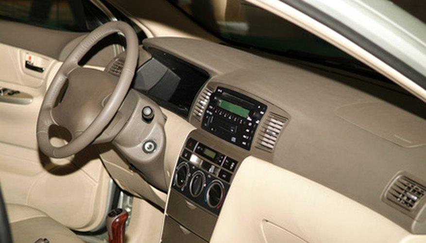 El techo del auto es una parte del interior que por lo general pasa desapercibida.
