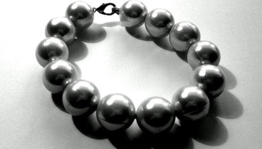 Las perlas de agua salada son conocidas por su tamaño y forma.