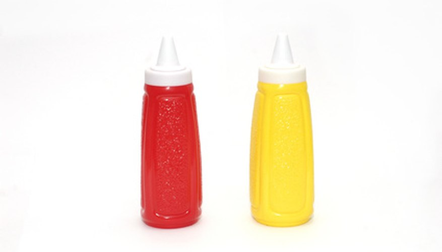 LDPE plastic is used to make squeeze bottles as well as many other things.