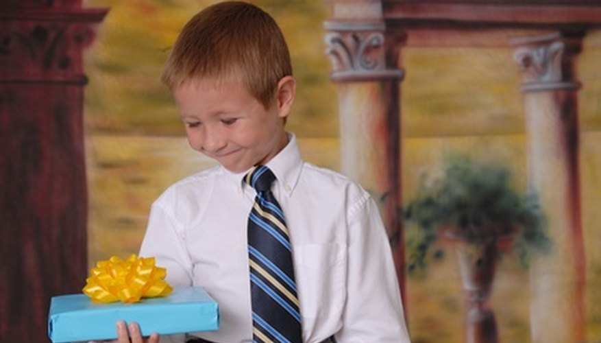 A thoughtful gift may help a child adjust to a big move.