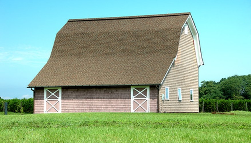 Nice Barn Renovation Projects Can Be Financed With Grants.
