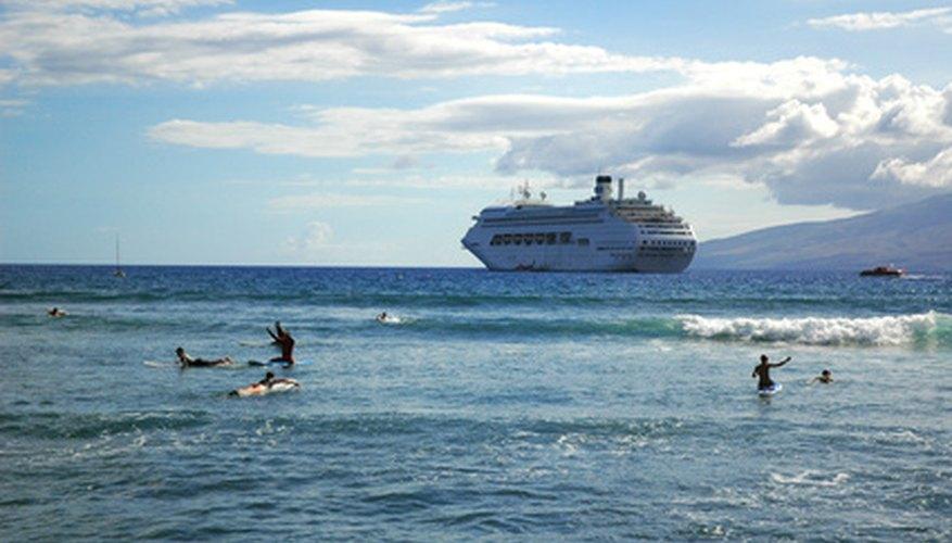 Cancún es una parada popular para los cruceros.