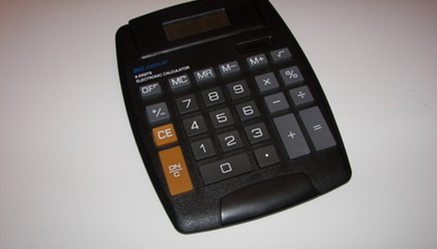 Use a calculator to determine variable cost numbers
