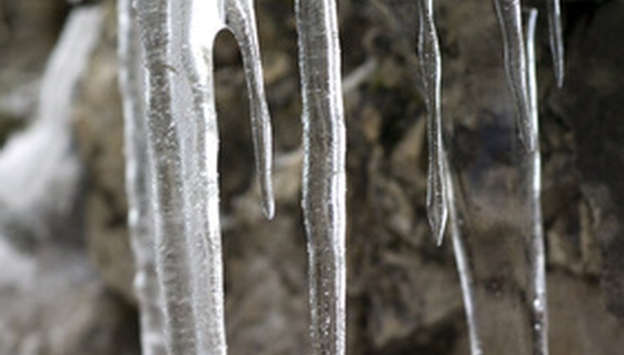 Calculating the volume of ice shouldn't freeze you with fear.