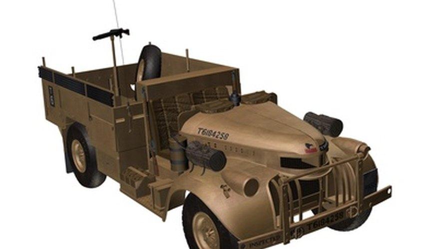 Cada vehículo se cifra con un VIN estampado en el cuerpo.