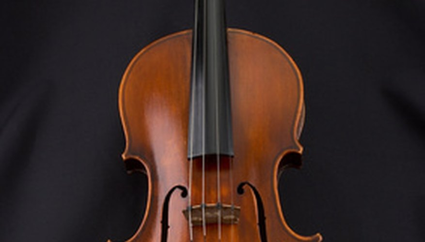 Elegir el violín para un principiante es muy sencillo.