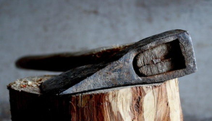 La mayoría de las herramientas de la época medieval son simples, pero efectivas.