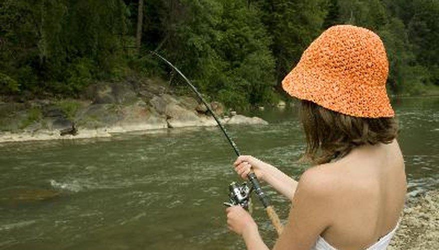 El Condado Henrico tiene una gran variedad de actividades para niños, desde pescar hasta dar clases.