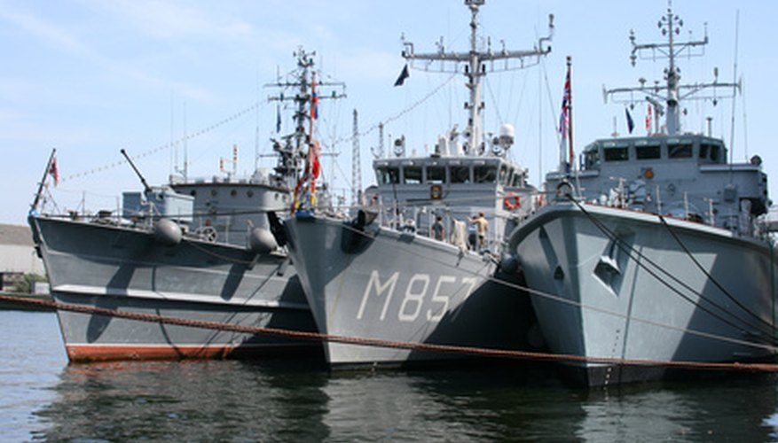Members of a (maritime) fleet support each other, and each unit contributes to the company's success.
