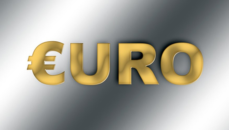 Calculate the GBP to Euro exchange rate.