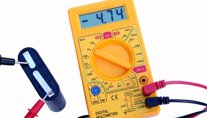 A modern volt ohm meter