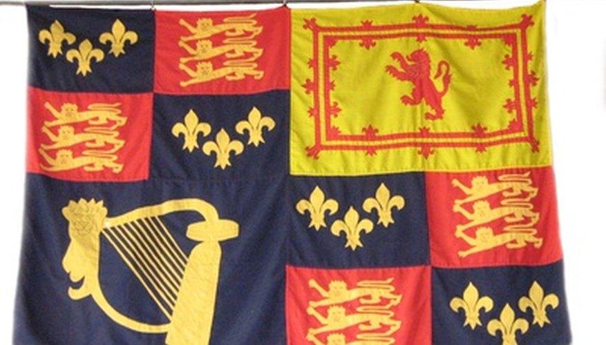 Hay 2 tipos básicos de banderas.