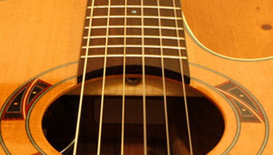 Strummed or plucked, the guitar is an iconic instrument  in Spanish music.
