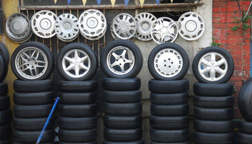 Las cubiertas de las ruedas personalizadas expresan tu personalidad.