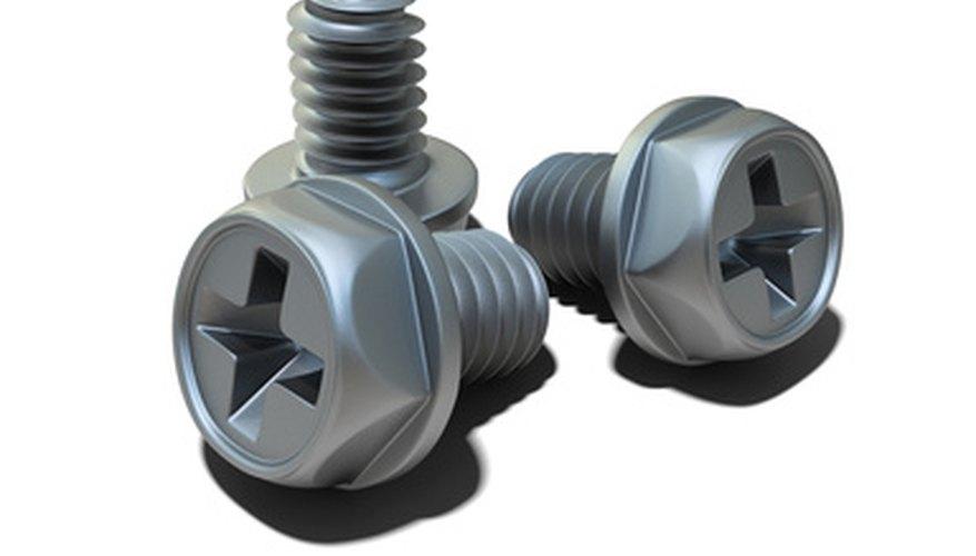 La resistencia a la corrosión es una propiedad inherente de los pernos de acero inoxidable.