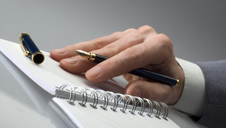 A financial letter of intent should be precise and honest.