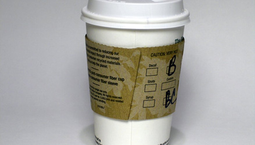 Many consider paper a better alternative to foam cups.