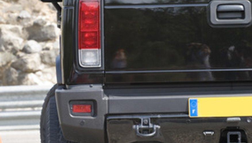 Un vehículo con AWD.