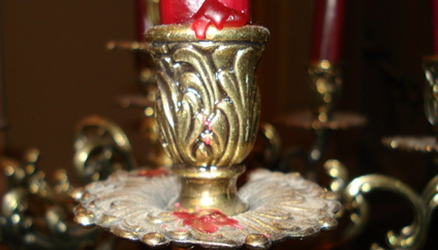 You can cut Intricate designs into wax candles.