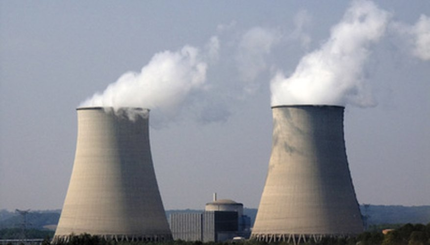 Currently, there are two types of nuclear power plants used in the U.S.