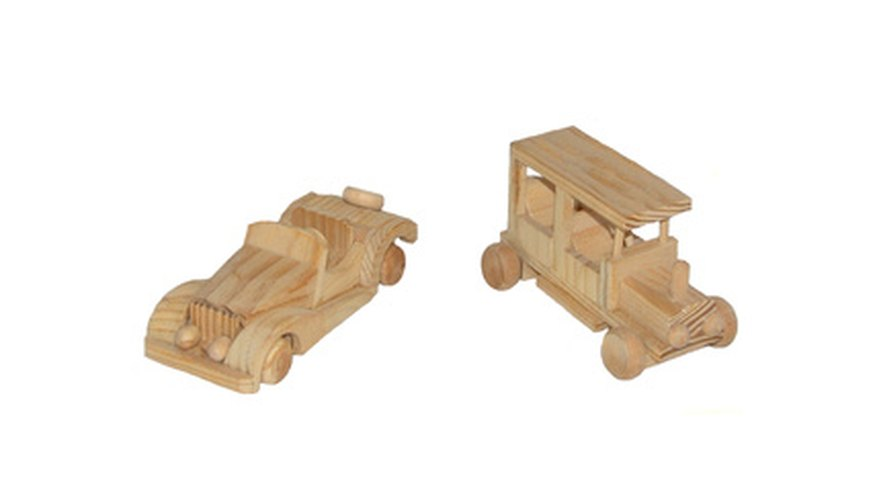 Making wooden toys is a rewarding activity.