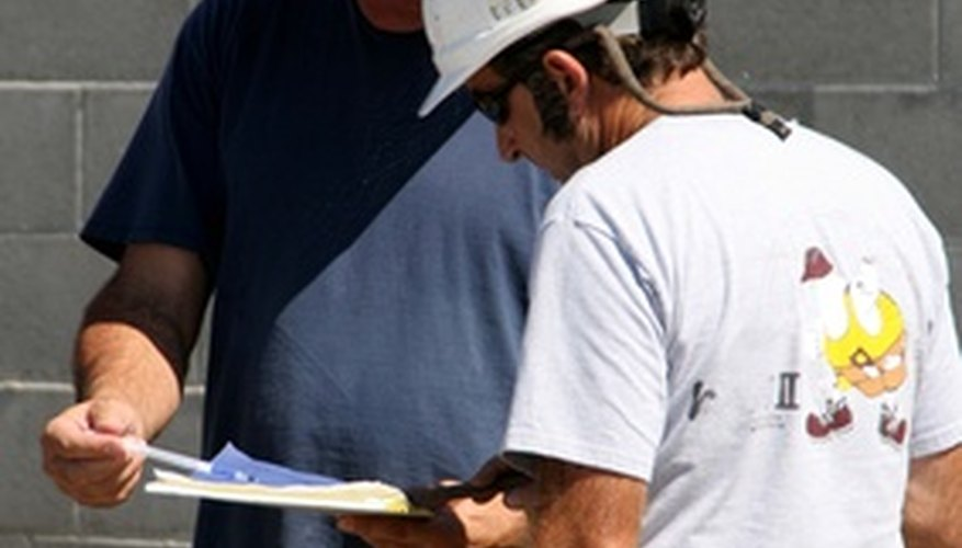 A well written contractor's estimate is important for a successful contracting business.