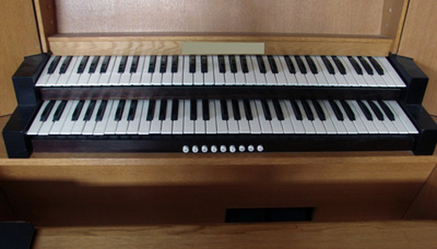 You may be able to repair your Hammond organ yourself.