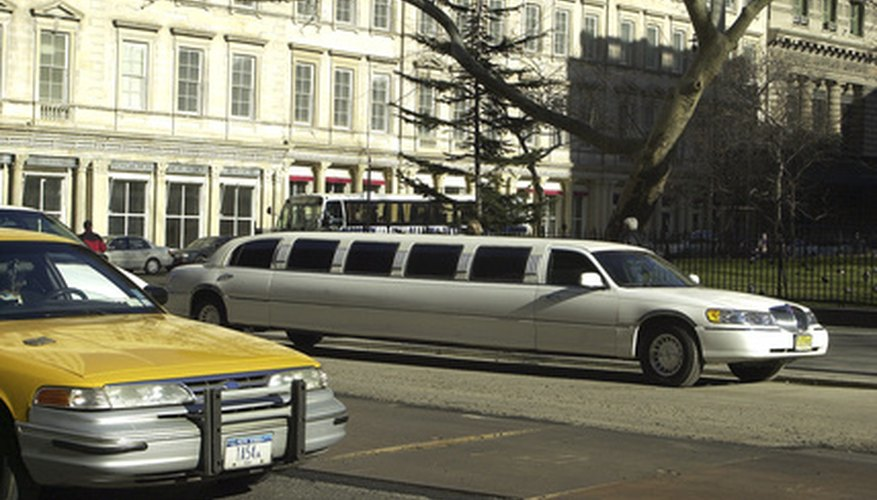 Depreciating a limousine helps allocate the vehicle's costs over several years.