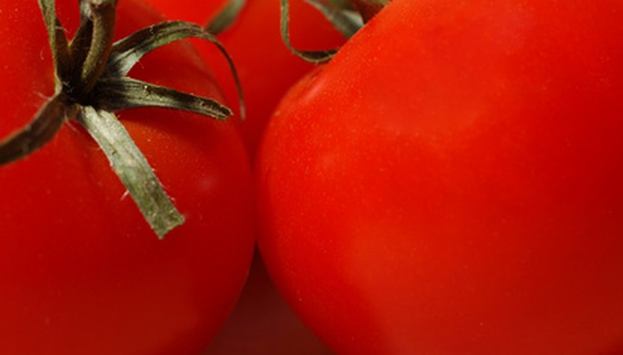 Grow your own tomatoes.