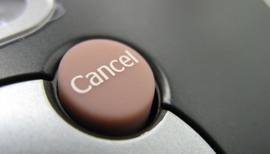 Cancelar una cuenta de EA es simple.