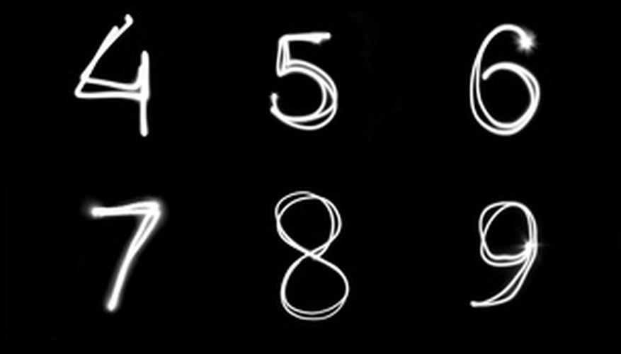 Pronunciar y escuchar correctamente números, puede ser difícil.