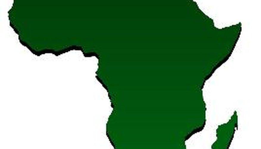 Países de África occidental