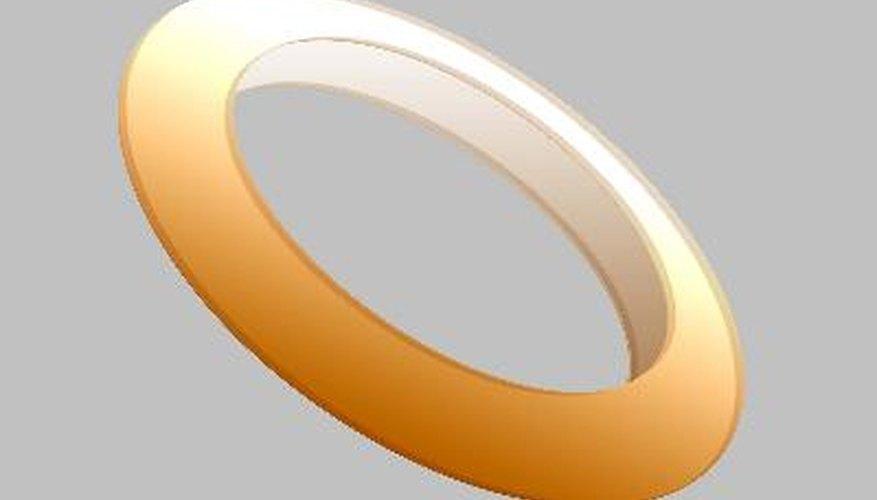 Coloca un anillo fijo externo.