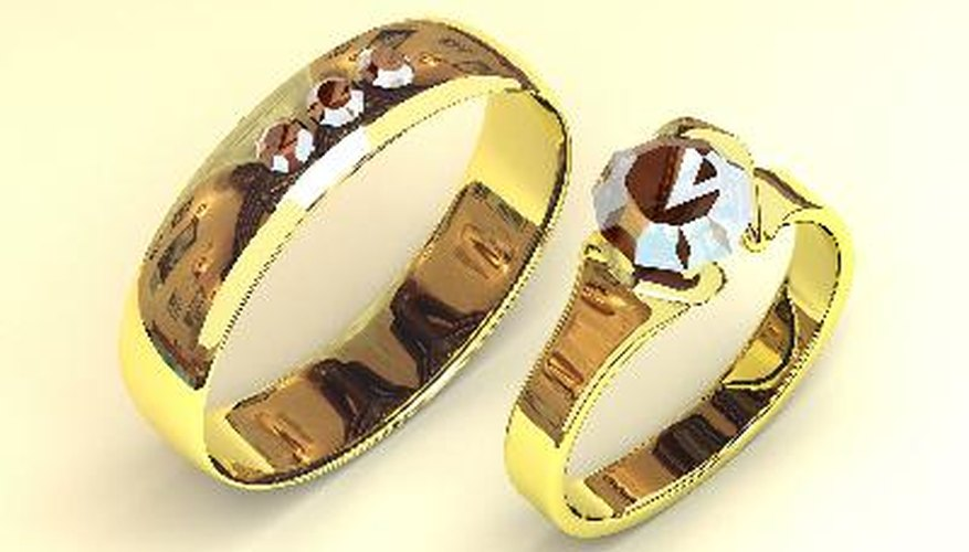 Los metales preciosos no se emplean únicamente en joyería.