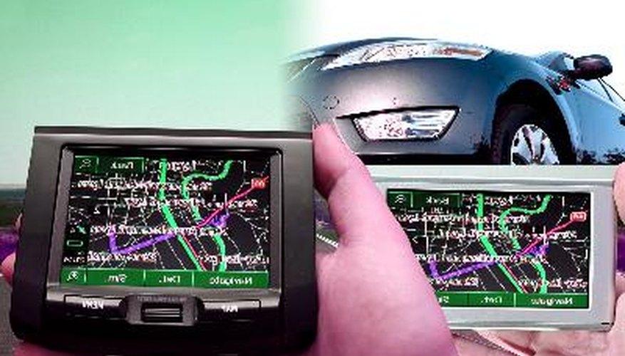 Las unidades satelitales de posicionamiento (GPS) son un invento maravilloso.