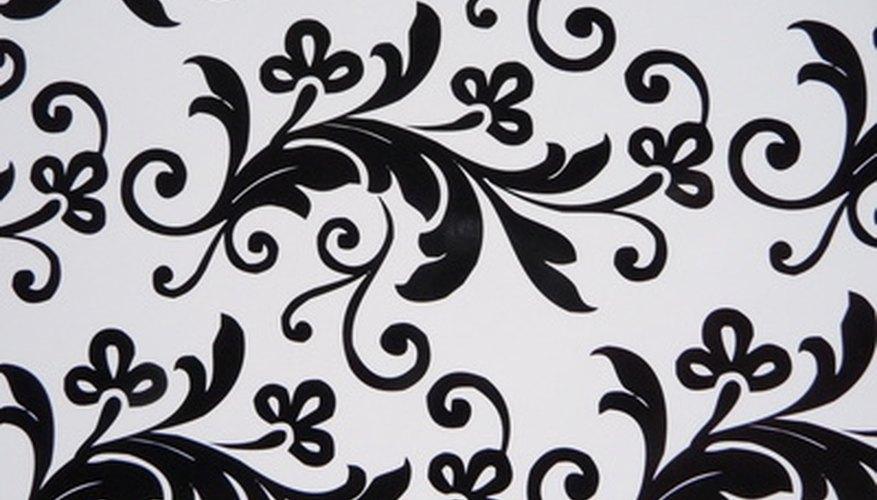 La combinación de negro y blanco puede ser tanto elegante como cursi.