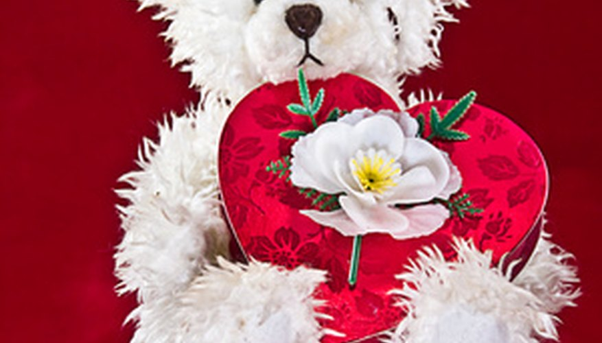Valentine crafts can be romantic and memorable.