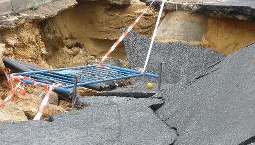 Hay que estar preparado para enfrentar el daño que produce un terremoto.