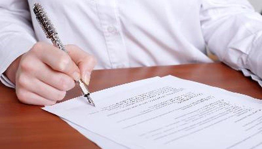 Una carta de intención debe detallar los puntos claves del acuerdo de negocio y las contingencias.