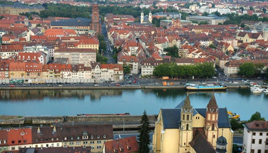 Alemania es un país con una riqueza arquitectónica excepcional.