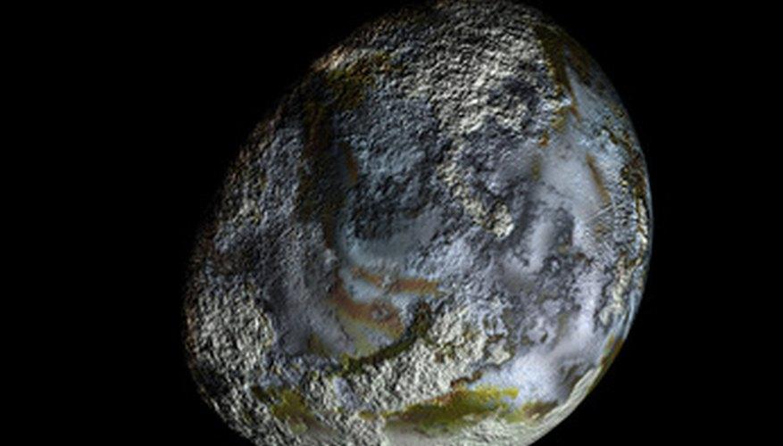 La cámara ultra sensible del Kepler es capaz de detectar la débil luz reflejada por los planetas.