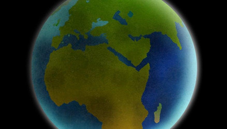 La investigación etnográfica puede llevarte a cualquier lugar del mundo.
