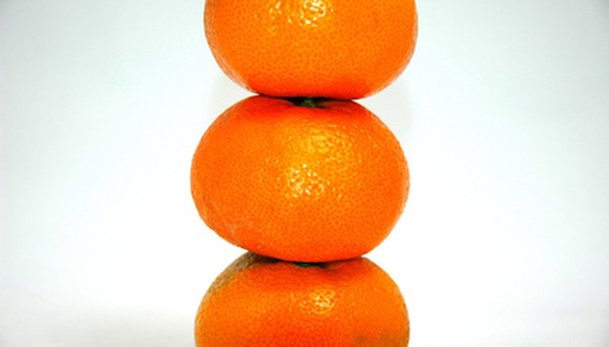 Satsuma oranges are sweeter than common oranges.