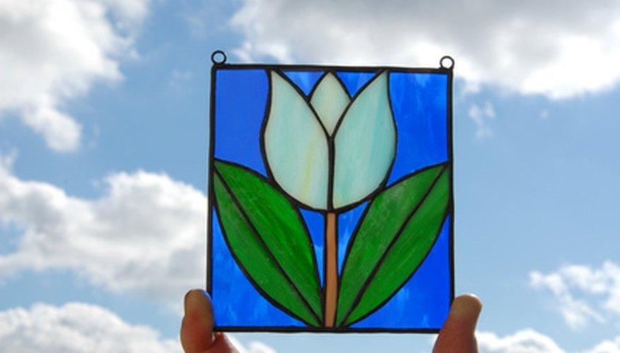 Crear un simple colector de luz puede resultar en una pasión de por vida por los vitrales.