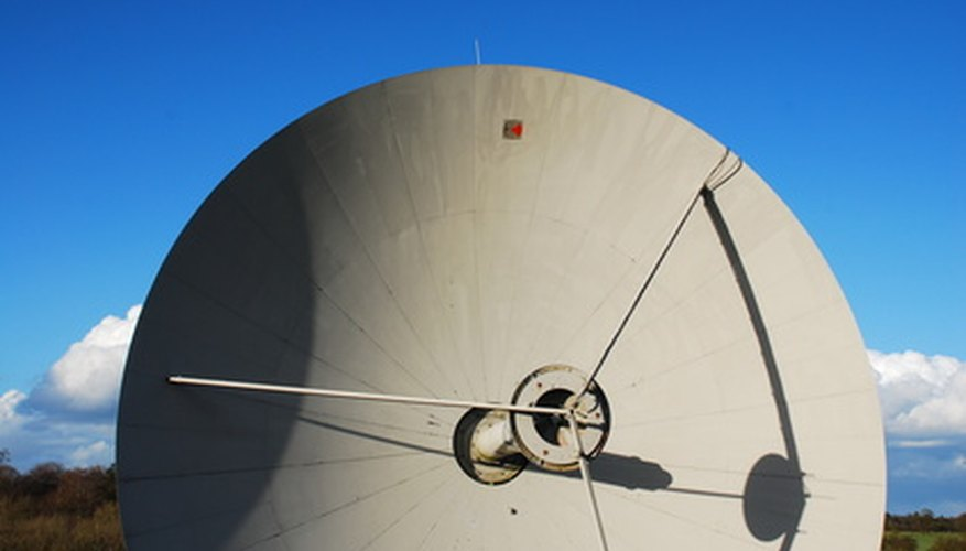 LNBs and LNBFs are integral parts of satellite dish systems.