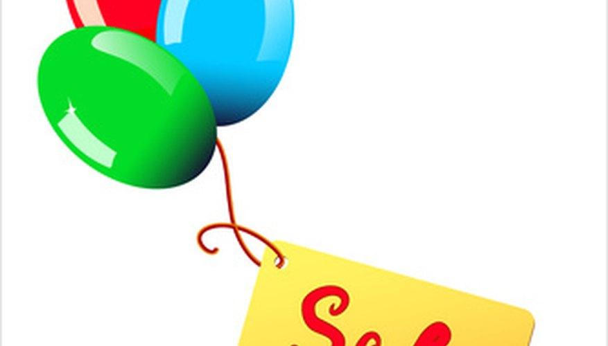 El aniversario de una empresa es una gran oportunidad para la promoción y el incremento de las ventas.