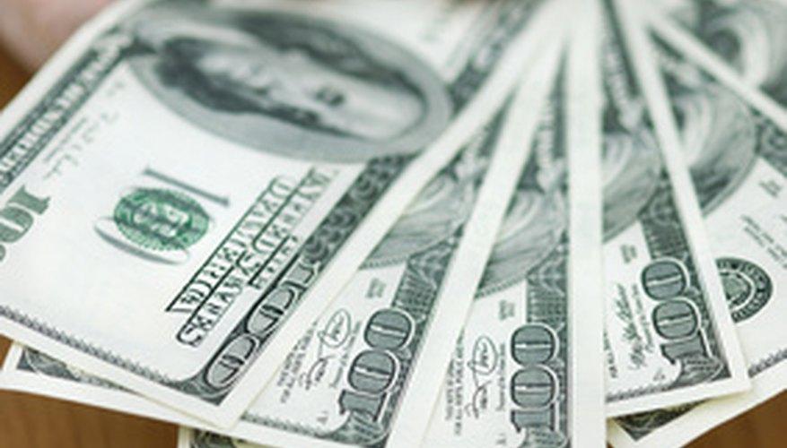 Un presupuesto de caja le permite a una persona frenar mejor los gastos innecesarios.