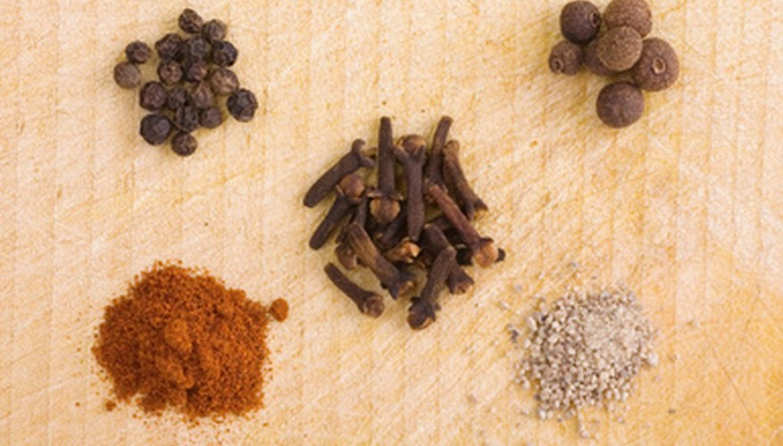 Season any dish with spices as an alternative to salt.