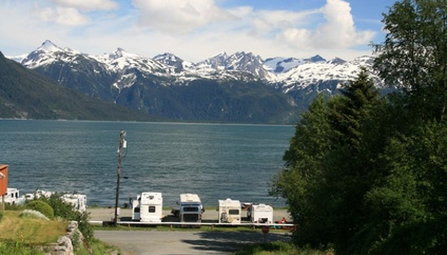 Proper management of an RV park will keeps guests coming back.